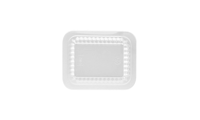 Clear Lid 08 oz