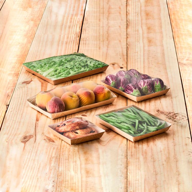 Bandejas de Papel con Bamboo Darnel Naturals®