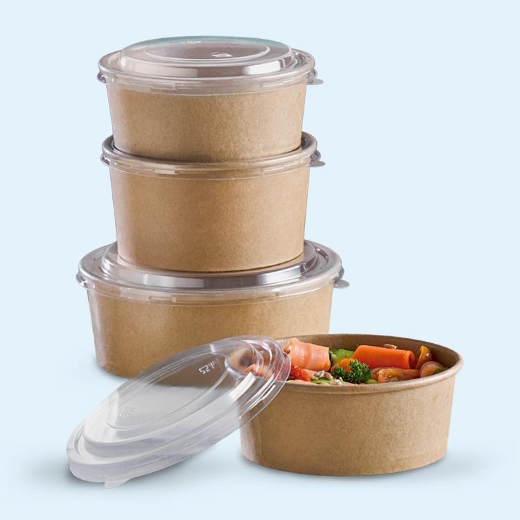 Bowls de Cartón Darnel Naturals®