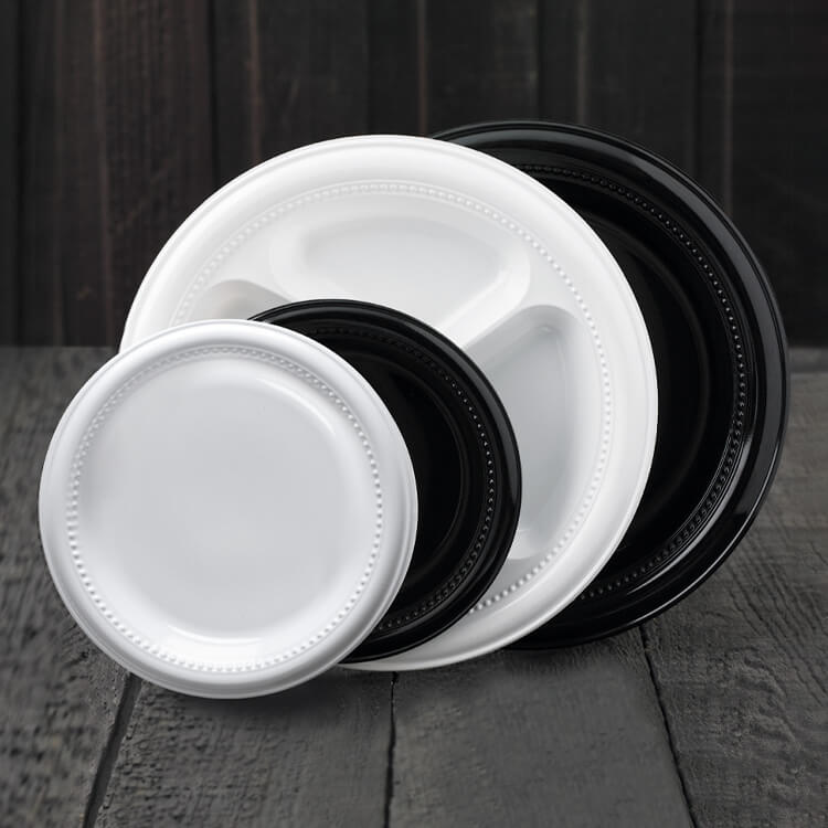 High Impact Plates and Bowls