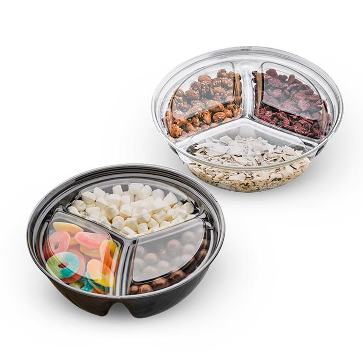 resq® 3 Compartment Container