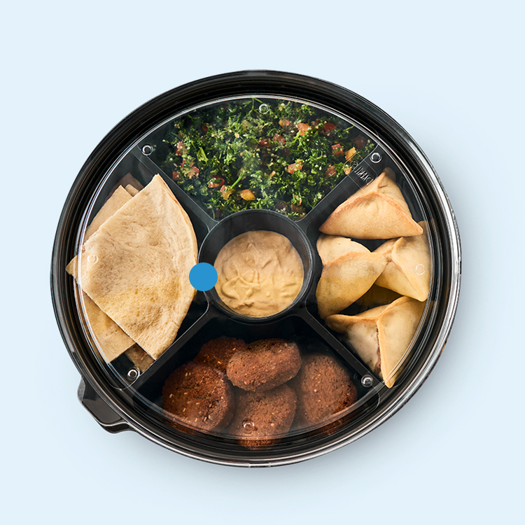 resq® Party Platter with Lid