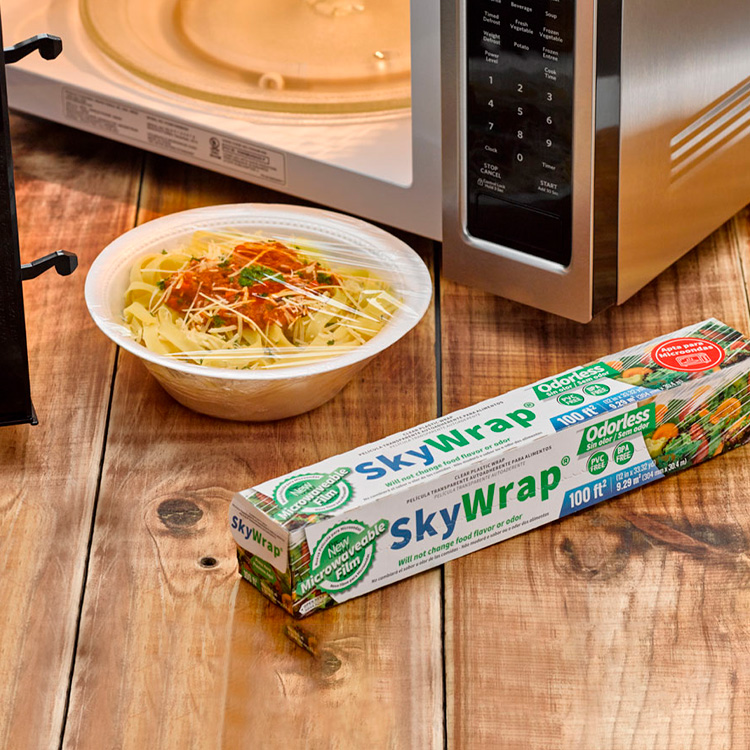 Películas Extensibles para Alimentos SkyWrap®