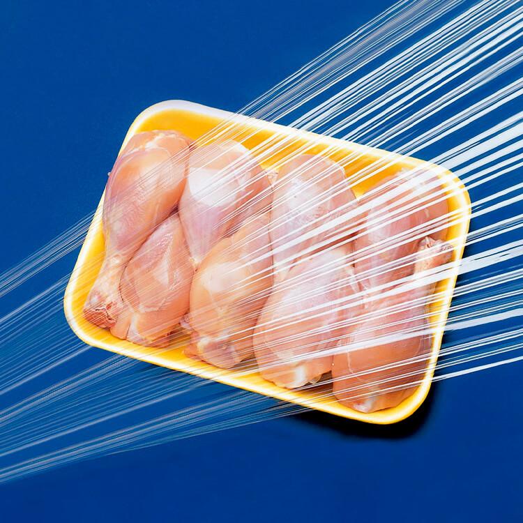 Películas Extensibles para Alimentos y Cárnicos