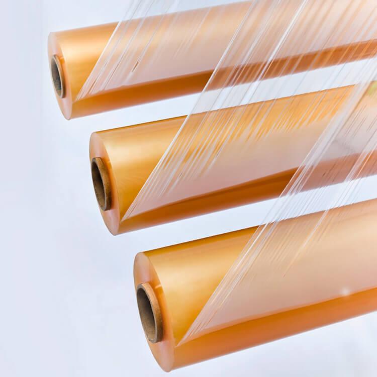Películas Termoencogibles PVC